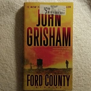 5/$10 book bundle: FORD COUNTY